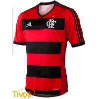 57cc2b42b Mega Saldão - Camisa Flamengo Adidas