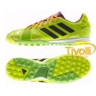 Chuteira society Adidas Nitrocharge 2.0 TRX TF Limão e Laranja D67020.  Código  D67020 ac4305b55163a