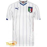 Camisa Puma Itália II Away. - Mega Saldão 47c67500c9d1e