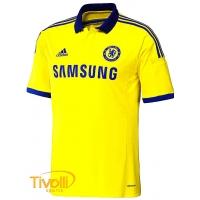 Camisa Chelsea II Adidas 12cea43fb11df
