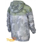 Jaqueta Nike Infantil Flight Camo Windrunner Kids cinza verde fluor  camuflada. Código  645118 076 9614449480406