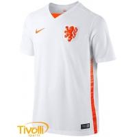 Camisa Nike Holanda II 2015 Infantil. - Mega Saldão 311c023950617