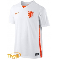 Camisa Nike Holanda II 2015 Infantil. - Mega Saldão 42b6746bca59d