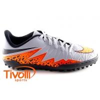 Chuteira Nike Hypervenom Phelon II TF Society. - Mega Saldão fc4c71a1936a4