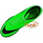 43b721df72 Black Friday - Chuteira infantil futsal Nike Hypervenom Phelon II IC Verde  e preta. Código  749920 307