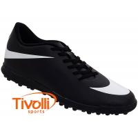 Chuteira Nike Bravata TF Society 351ca0a9609fe