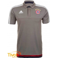 15ea69c471 Camisa Polo Bayern de Munique Viagem Adidas