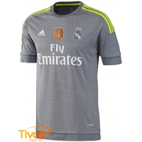 Camisa Real Madrid II Adidas. - Mega Saldão dbf0d52b5a612