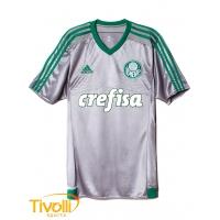 Mega Saldão - Camisa Infantil Palmeiras III Adidas 47098b1e7f611