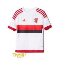 61ffdff74 Camisa Flamengo 2 Infantil Adidas. - Mega Saldão