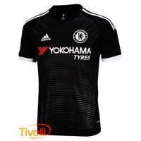 Camisa Chelsea III Adidas   - Mega Saldão   5f7a3acc6e696