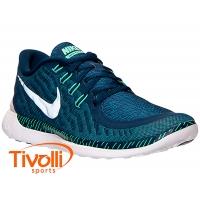 d35dc1364a2 Tênis Nike Free 5.0 Print masculino   marinho