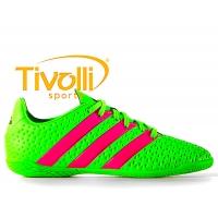 d9e434c299548 Chuteira Adidas Ace 16.4 Futsal Adulto. - Mega Saldão