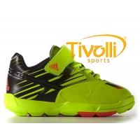 6aec75a731d0e Chuteira Infantil Adidas Messi El I Synth Futsal