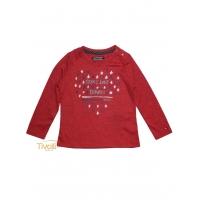 c454b5ea33 Camiseta Tommy Hilfiger Infantil Manga Longa