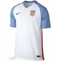 Camisa Nike Estados Unidos Home USA I 2016 Masculina. - Mega Saldão e39dcc370542e