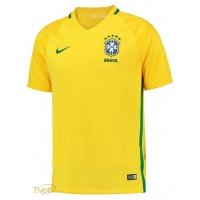 Camisa Brasil I Home CBF Nike 2016 2017 Infantil. - Mega Saldão 7452b72cf5e8c