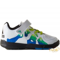 c3f64ff2ea673 Chuteira Adidas Infantil FB X Synth futsal