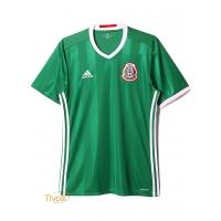 Camisa Adidas México I Home 2016. - Mega Saldão 75062bd1481da