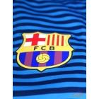 1b415a74912cc Black Friday - Camisa Nike FC Barcelona Treino Azul listrada. Código   477736 410