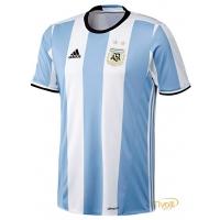 10252a4150325 Camisa Argentina I Infantil 2016. - Mega Saldão