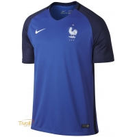 Camisa França Nike I Home Infantil Euro 2016 Infantil. - Mega Saldão 94f3fcdaa61ef