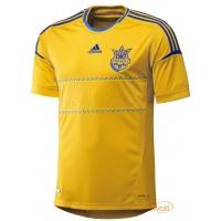 Mega Saldão - Camisa Ucrânia Adidas I Home 2012 5aa071e33acc7