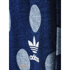6e7b71651d9 Agasalho Infantil Adidas Originals I Denim Dots Azul Jeans e Branco Estampa  de Poá. Código  AJ0242