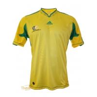 Camisa África do Sul I Home 2010 11 Adidas. - Mega Saldão 48ce685c4e4c6