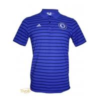 a82bd4eaf7 Camisa Polo Chelsea Premium Viagem Adidas