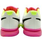 Tênis Nike Zoom Vapor 9.5 Tour feminino branco rosa e amarelo. Código   631475 107 dc3e24bb3e267