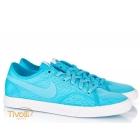 Tênis Nike WMNS Primo Court Breathe Feminino   Azul Claro   8c7d6bddfe4c3
