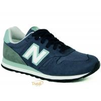 Tênis New Balance W373NGB > Azul Marinho e Verde - Tamanho ...