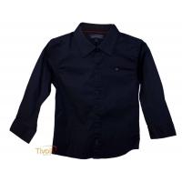 f8a2ba420c Camisa Tommy Hilfiger Boys Infantil. Azul Marinho