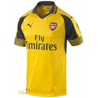 16bb963996 Camisa Arsenal II Away 2016 17 Puma. - Mega Saldão