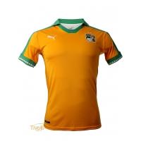 Camisa Costa do Marfim I Home 2016 17 Puma. - Mega Saldão de Natal 7fa4e1cbfa6a6