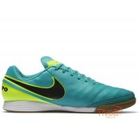 a9c3e5c2e5 Chuteira Nike Tiempo Genio II Leather IC Futsal