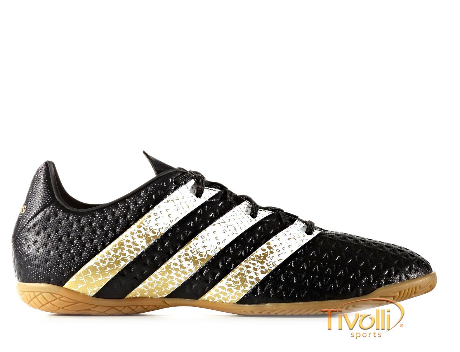 80cec561318dc Chuteira Adidas Ace 16.4 IC Futsal