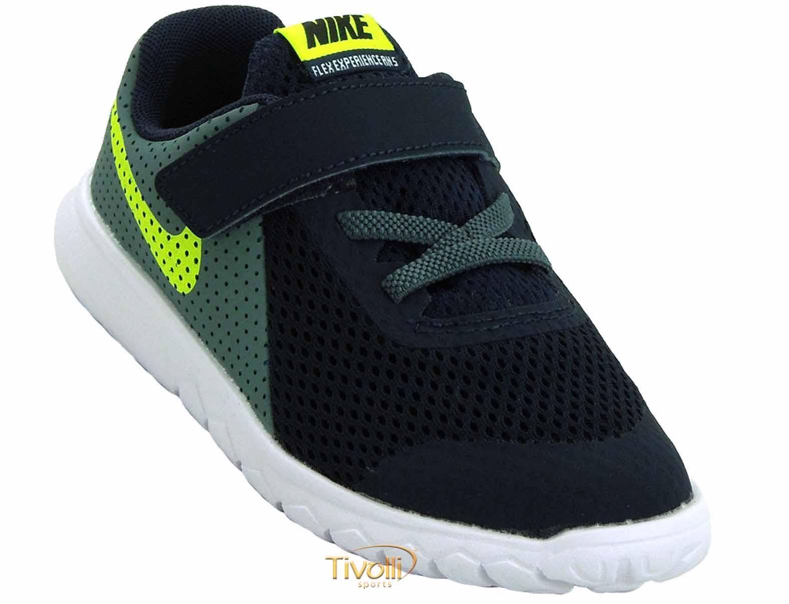 Tênis Nike Flex Experience 5 (TDV) - Tamanho 18 b645b1435d2ad