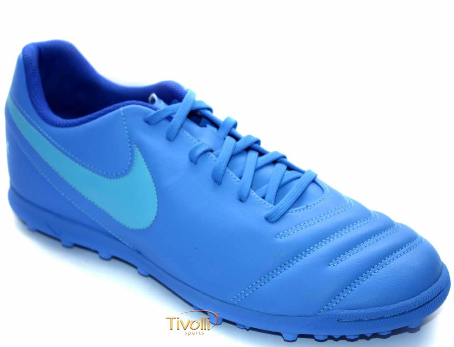 Chuteira Nike Tiempo Rio III TF Society     4a3886c8eb9f8