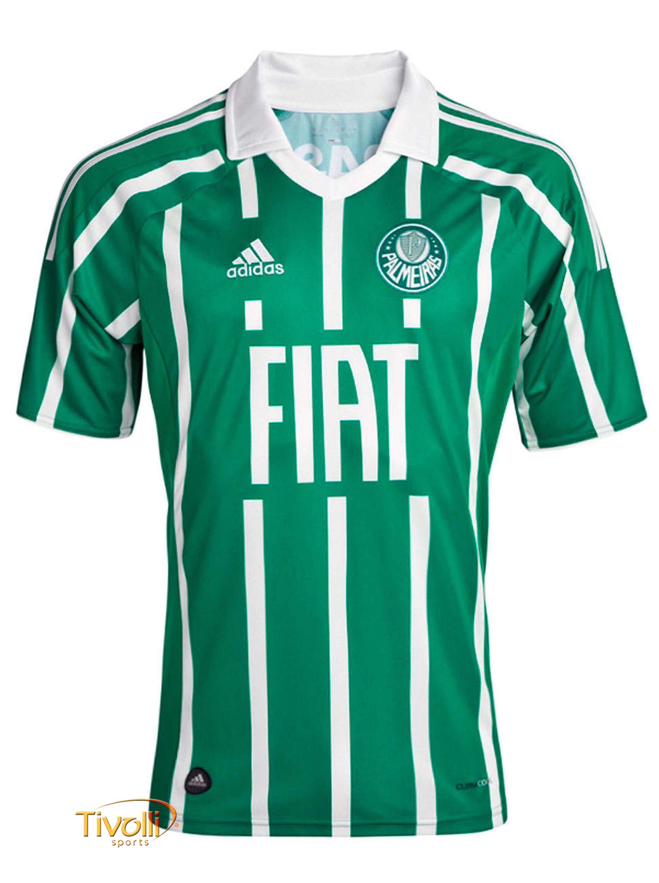 bcf2003e6 Black Friday - Camisa Palmeiras III 2011 Adidas   Verde e Branca
