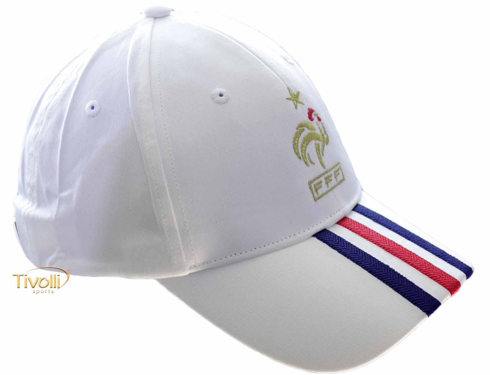 Boné Adidas França     edfeec4bf73