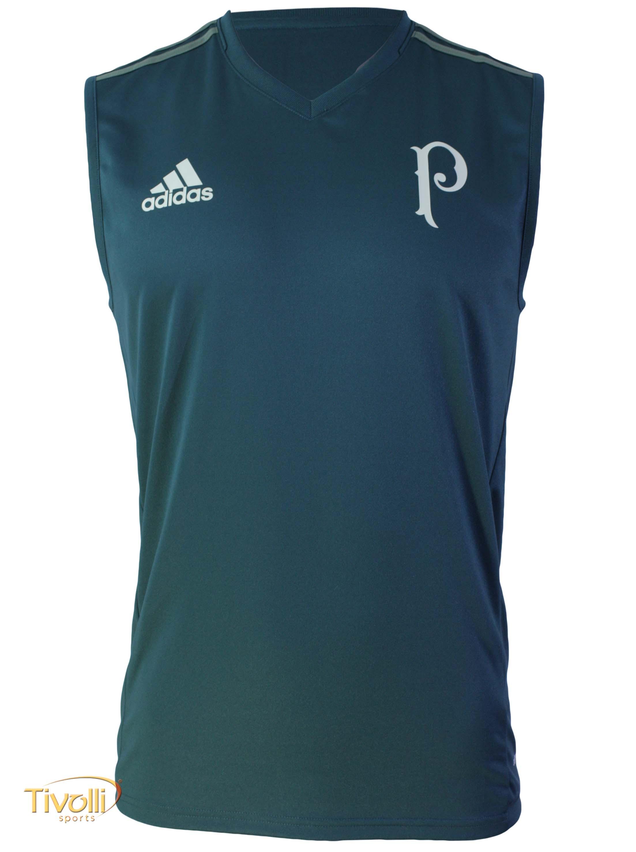 89d187e728 Camiseta regata Palmeiras Retrô Adidas