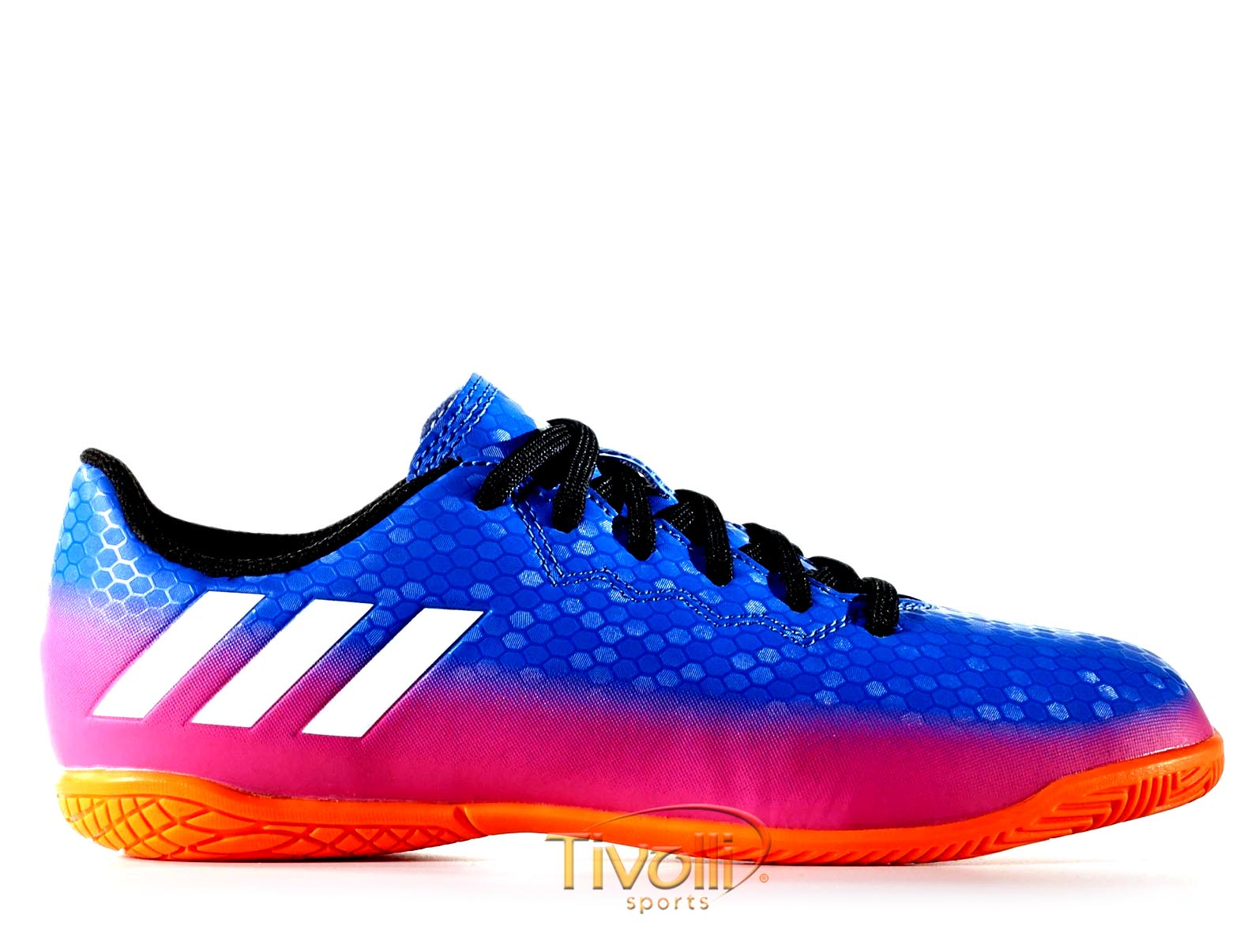b4cb58e4d0 Chuteira Adidas Messi 16.4 IC Futsal Infantil
