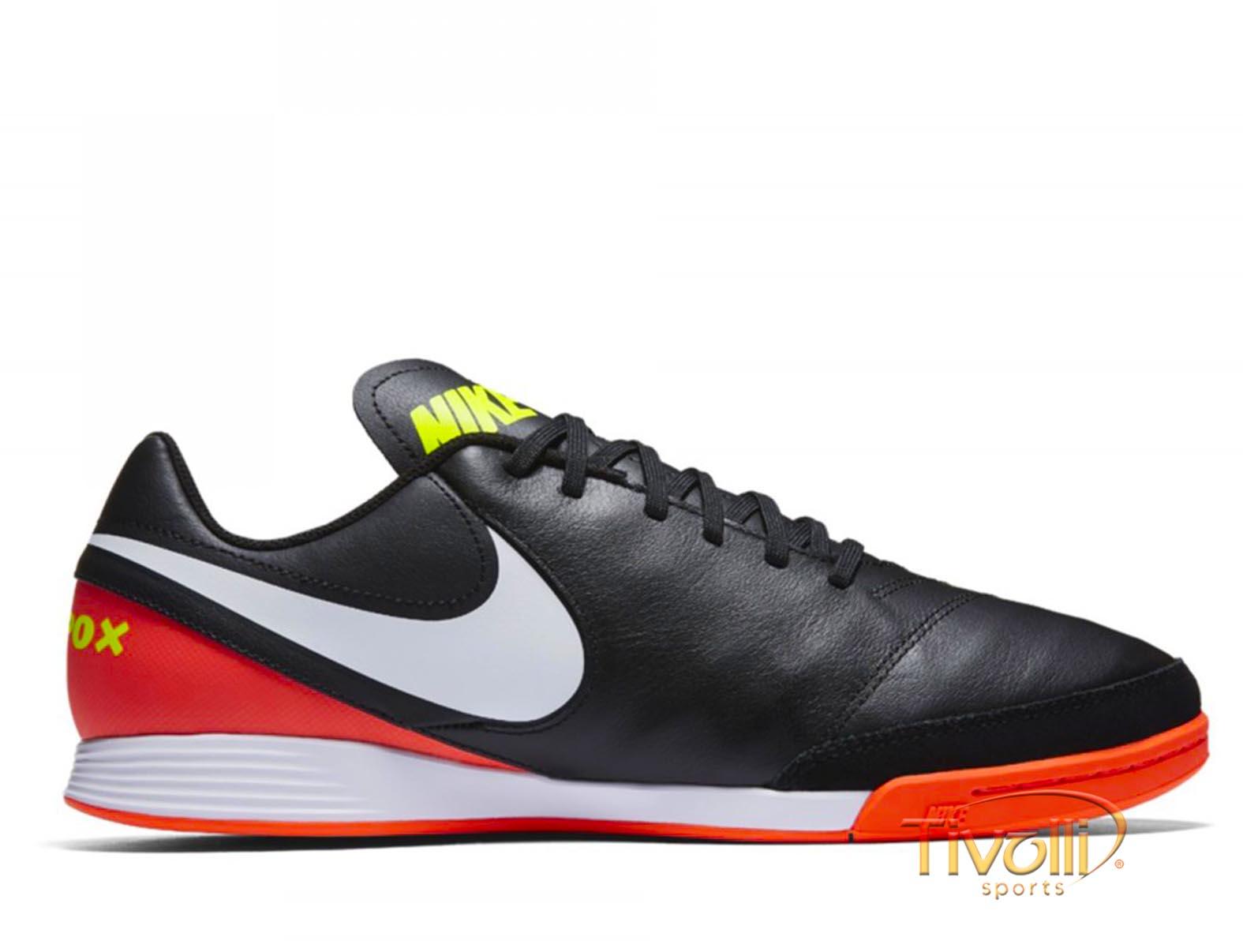 Chuteira Nike TiempoX Genio II Leather IC     e90cc1450fd94