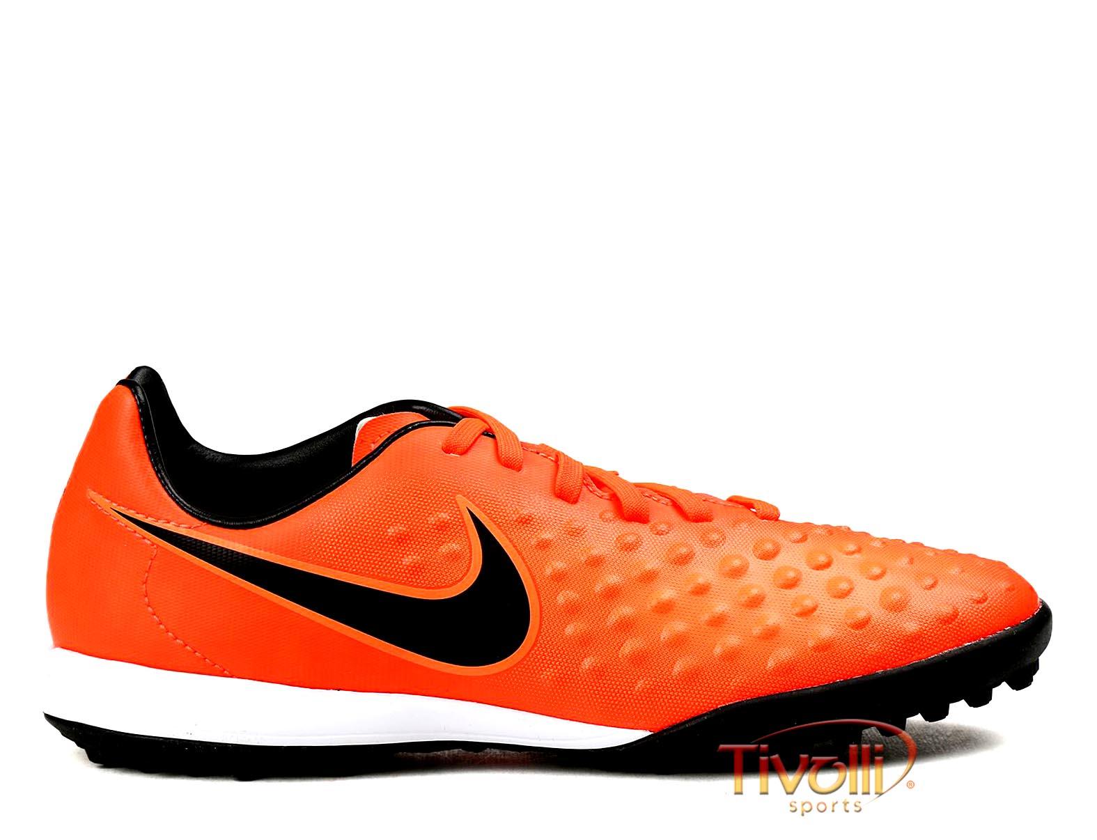 Chuteira Nike Jr. Magista Opus II TF Society Infantil     2180aa485d2d4