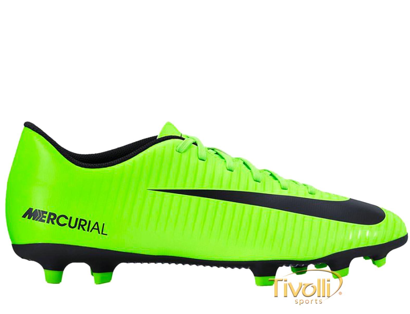 b0a416e10cf25 Chuteira Nike Mercurial Vortex III FG Campo