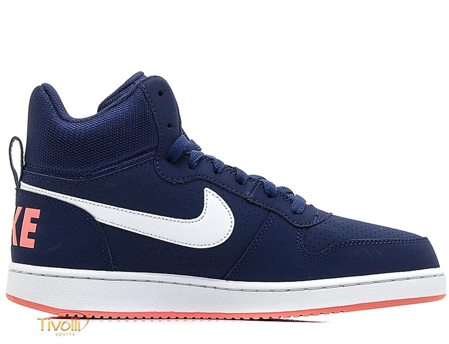 54470d6b81 Tênis Nike Court Borough Mid Cano Médio