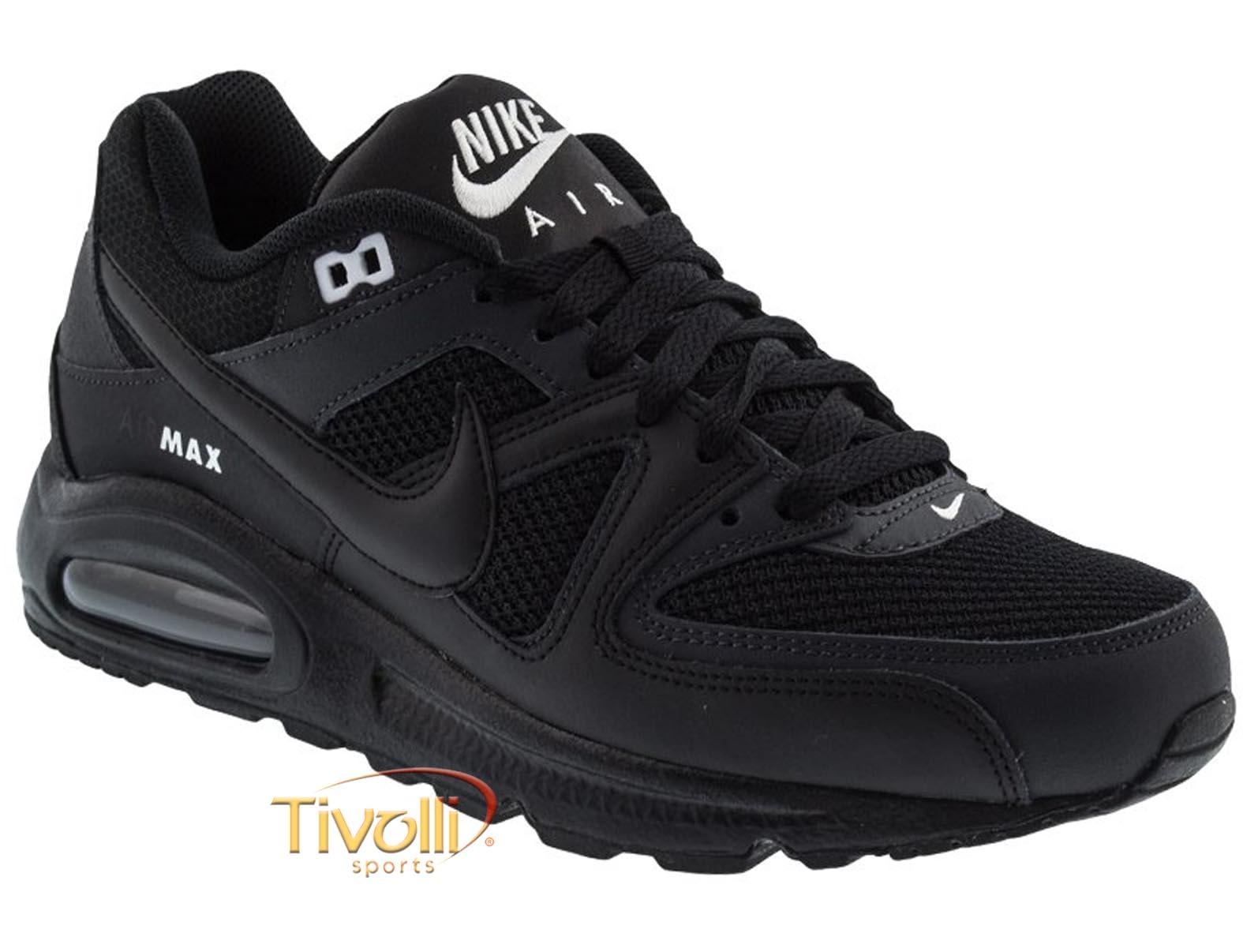 d94c0eefde Tênis Nike Air Max Command   Preto