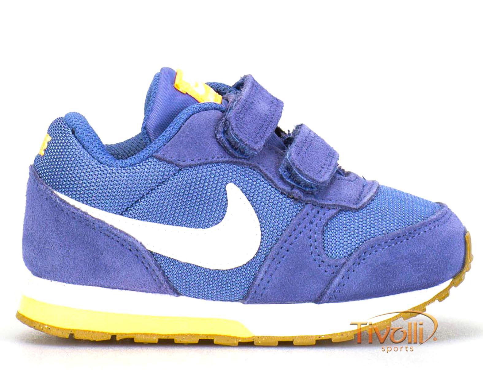 Tênis Nike MD Runner 2 (TDV) Infantil   tam. 20 ao 26   da5cd2efe839d